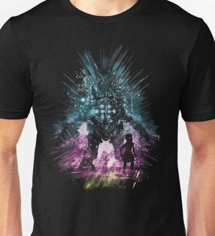 biostorm-rainbow version Unisex T-Shirt