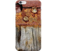 Over the Fence iPhone Case/Skin