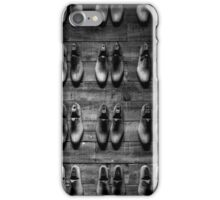Stepping on Board iPhone Case/Skin