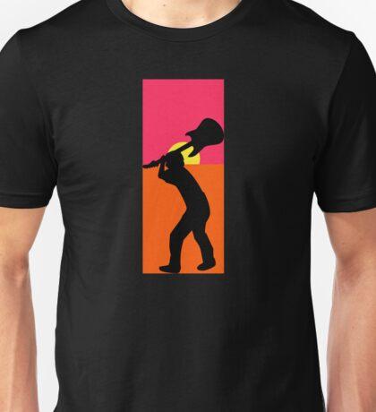 Pop Art Guitar Smash Endless Unisex T-Shirt