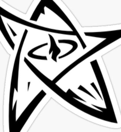 Cthulhu symbol Sticker
