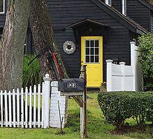 123 Yellow Door by Gilda Axelrod