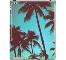 Vintage Tropical Palms iPad Case/Skin