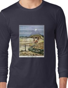 The Lonely Mountain Long Sleeve T-Shirt