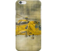RAF Rescue  iPhone Case/Skin
