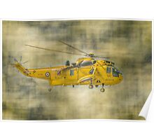 RAF Rescue  Poster