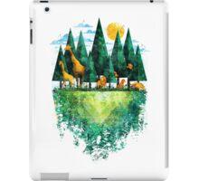 Geo Forest iPad Case/Skin