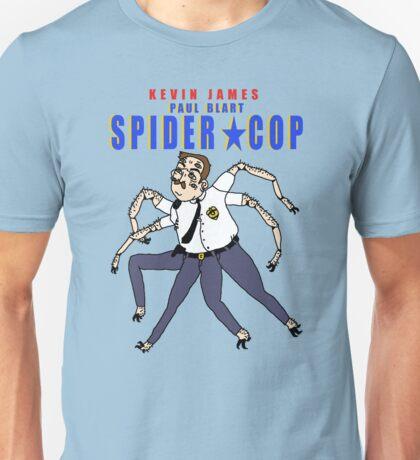 PAUL BLART - SPIDER COP Unisex T-Shirt