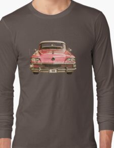 Classic Buick 1958 Century Car Long Sleeve T-Shirt