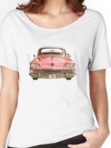 Classic Buick 1958 Century Car Women's Relaxed Fit T-Shirt