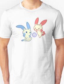 Minus is Plusle (Less is More) V2 Unisex T-Shirt
