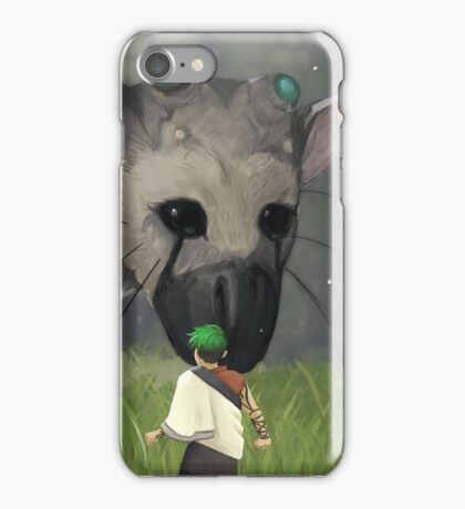Jacksepticeye and Trico iPhone Case/Skin