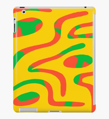 Double Reality (Citrus) iPad Case/Skin