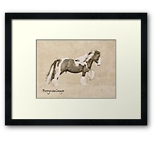 HighNoon Bounty Framed Print