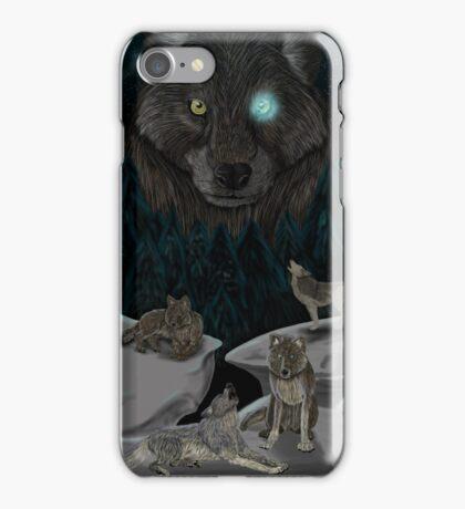 Packs Crescendo  iPhone Case/Skin