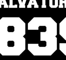 The Vampire Diaries - Salvatore 1839 Sticker