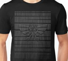 Zelda Triforce logo Unisex T-Shirt