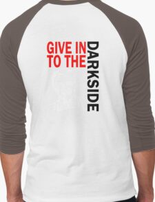 Give in to the Darkside Men's Baseball ¾ T-Shirt