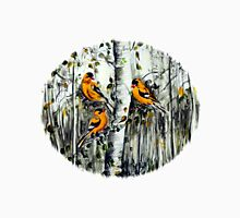 Gold Finches Unisex T-Shirt
