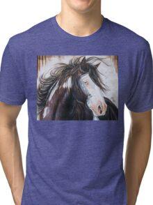 Home Alone Tri-blend T-Shirt