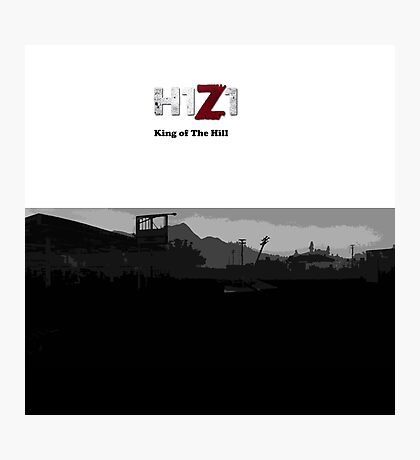 H1Z1 Photographic Print