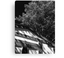 Shadows (angled) Canvas Print