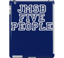 Five people Uni type iPad Case/Skin