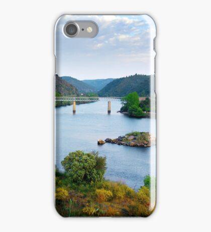 Tagus River Landscape iPhone Case/Skin