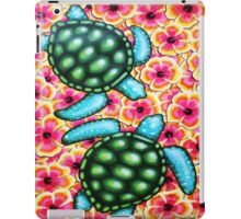 Hibiscus Sea iPad Case/Skin