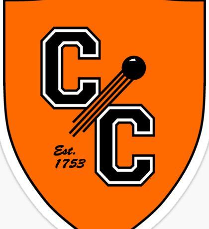 Chudley Cannons Logo Sticker