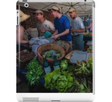 The Market iPad Case/Skin