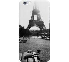 Breakfast In Paris iPhone Case/Skin
