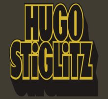 Hugo Stiglitz by Camille Monnoyer