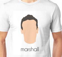How I Met Your Mother - Marshall Headshot Unisex T-Shirt