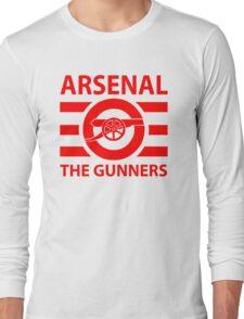 Arsenal - The gunners Long Sleeve T-Shirt