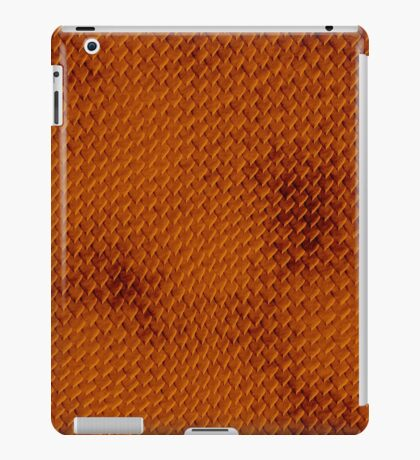 Snake Skin - Copper iPad Case/Skin