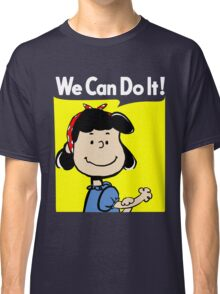 Lucy The Riveter Classic T-Shirt