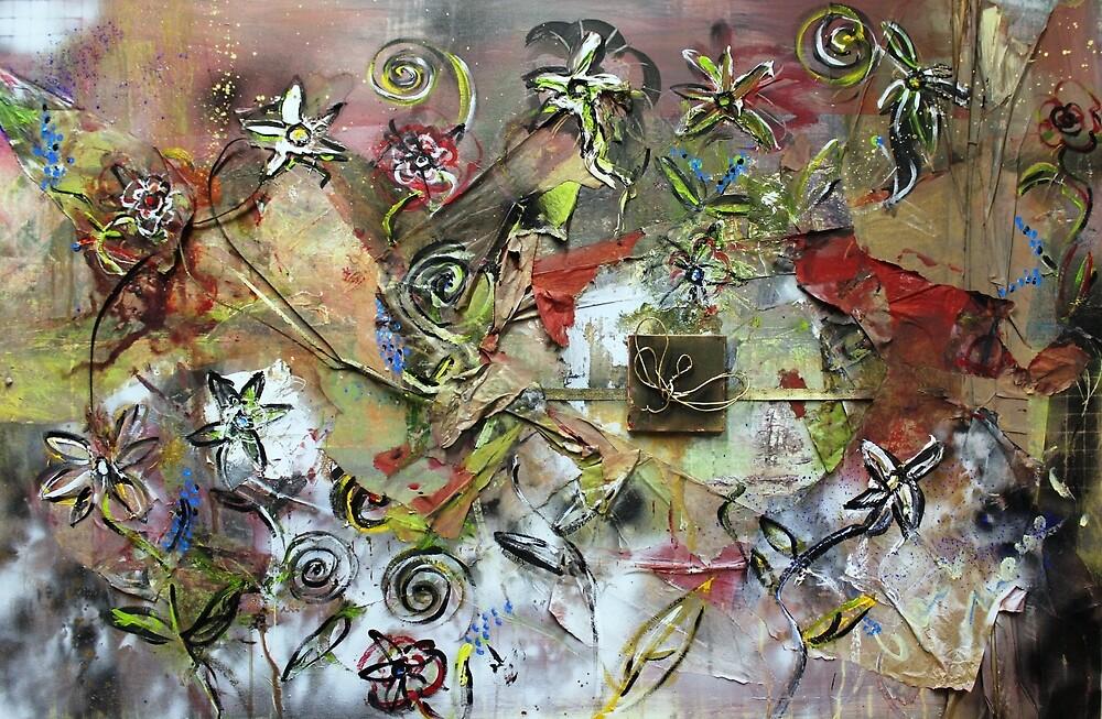 Wild Flowers  by Astrid Strahm