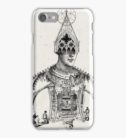 LOS IDOLOS DERRUMBADOS DEL HOMBRE (collapsed idols of men) iPhone Case/Skin
