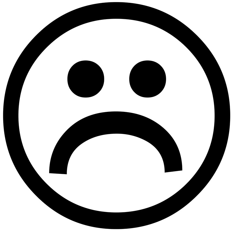 Sad Face Symbol Tumblr