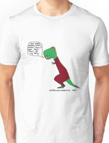anchormannosaurus rex Unisex T-Shirt