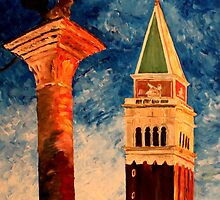 Campanile San Marco by artshop77