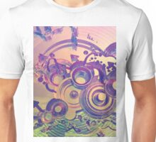 Abstract Impressions Unisex T-Shirt