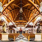 St. Clare of Assisi church 2 by John Velocci
