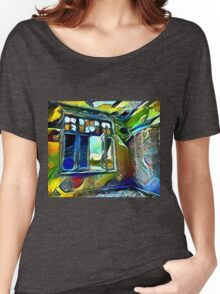 Let Love In Women's Relaxed Fit T-Shirt