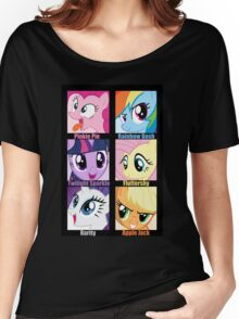 Everypony Is Best Pony Women's Relaxed Fit T-Shirt