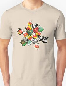 Horror Corn :) Unisex T-Shirt