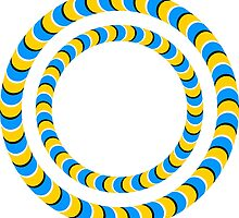 Optical illusion, Rotating tires by nitty-gritty