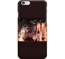 Munich, New Years Eve Fireworks iPhone Case/Skin