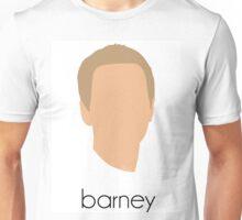 How I Met Your Mother - Barney Headshot Unisex T-Shirt